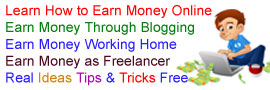 ways to earn money online working home
